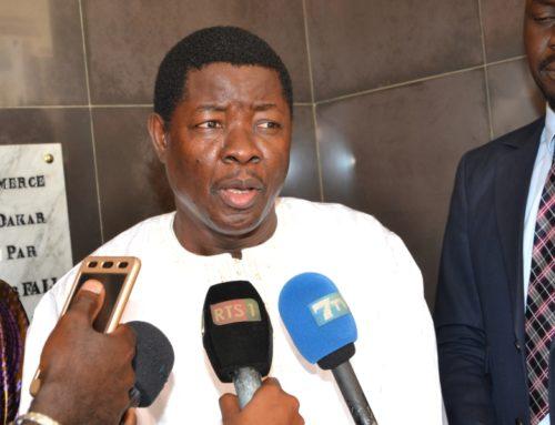 Discours du Président du Tribunal de Commerce Hors Classe de Dakar