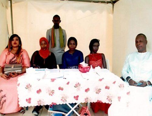 Exposition à la foire de l'Agence Nationale de la BCEAO – Sénégal